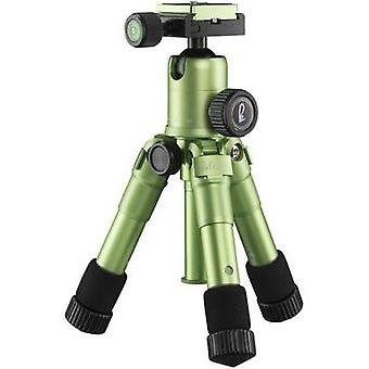 Tripod Mantona 1/4, 3/8 ATT.FX.WORKING_HEIGHT=17 - 49.5 cm Green Ball head