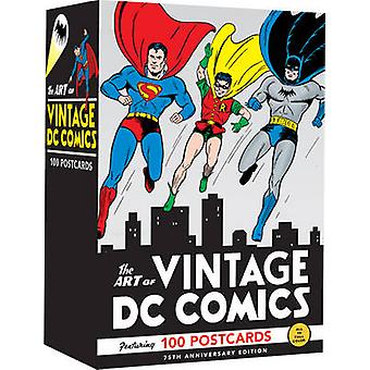 The Art of Vintage DC Comics by DC Comics