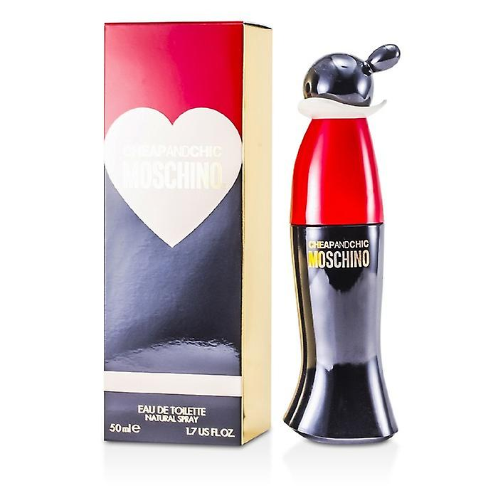 Moschino Cheap & Chic Eau De Toilette Natural Spray 50ml / 1.7oz