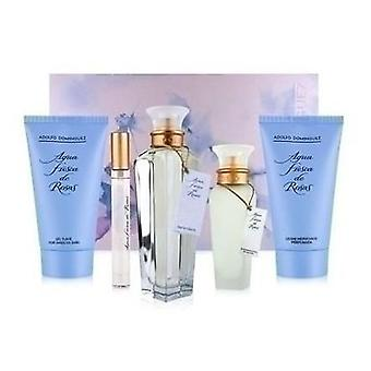 Adolfo Domínguez Rosewater 120 Vp + 4 pieces (Perfumes , Perfumes)