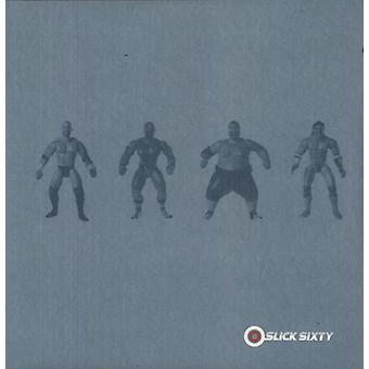 Slick sesenta - importación de Estados Unidos luchador [vinilo]