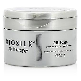 Biosilk Silk Therapy Silk Polish (light Hold Medium Shine) - 89ml/3oz