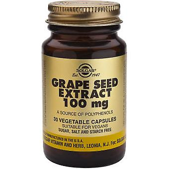 Solgar Grape Seed semi d'uva 100 mg 30C