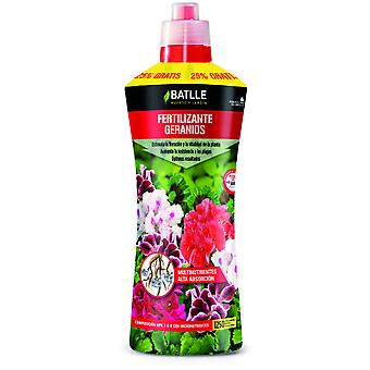 Batlle Fertilizante Geranios 1250Ml (Garden , Gardening , Substratums and fertilizers)