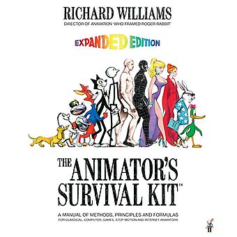 The Animator's Survival Kit (Hardcover) by Williams Richard E.