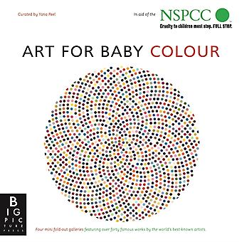 Art for Baby: Colour Box (Hardcover) by Peel Yana