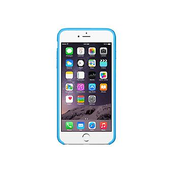 Cover for mobile phone-silicone-blue-for iPhone 6 Plus and iPhone 6s Plus