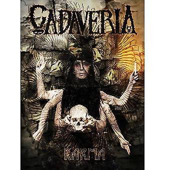 Cadaveria - Karma [DVD] USA importerer
