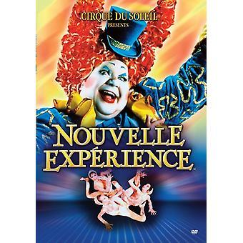 Cirque Du Soleil: Nouvelle Experience [DVD] USA import