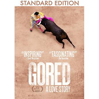 Gored [DVD] USA import