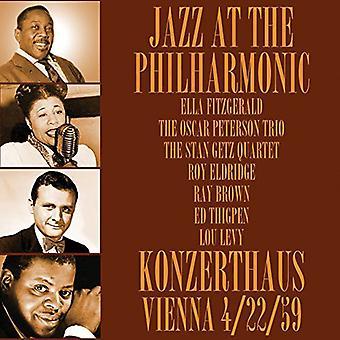 Jazz en la Filarmónica de Viena / varios - Jazz en la Filarmónica de Viena / de la importación de Estados Unidos varios [CD]