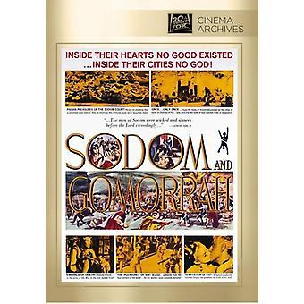 Sodom & Gomorrah [DVD] USA import