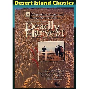 Deadly Harvest (1977) [DVD] USA import