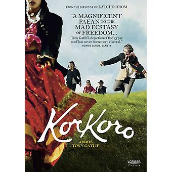 Korkoro [DVD] USA import