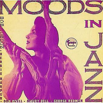 Stemninger i Jazz - stemninger i Jazz [CD] USA importerer
