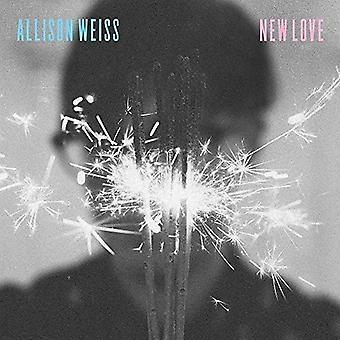 Allison Weiss - nye kærlighed [CD] USA import
