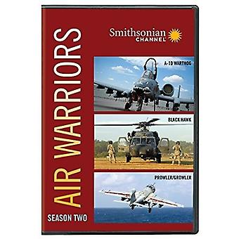 Smithsonian - Air Warriors: Season 2 [DVD] USA import