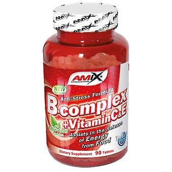 Amix B Complex 90 Tablets (Sport , Others)