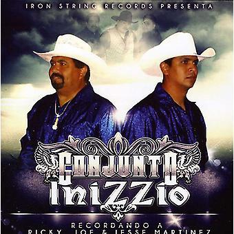 Inizzio - Recordando en Ricky Joe [CD] USA importerer