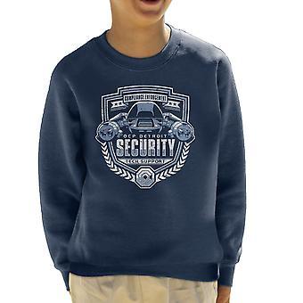 Compliance Enforcement RoboCop Kid's Sweatshirt