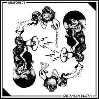 Anatomi 71 - Distansen Tilltar [CD] USA importerer