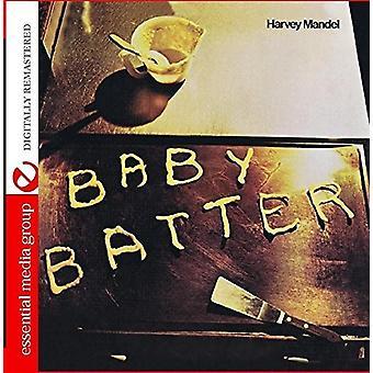 Harvey Mandel - Baby Batter [CD] USA import