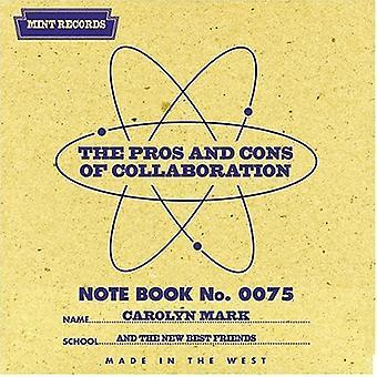 Carolyn Mark & New Best Friends - fordele & ulemper ved samarbejde [CD] USA import