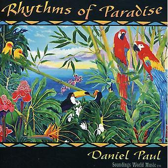 Rytmer af paradis - rytmer af Paradise [CD] USA importerer