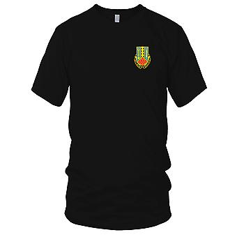 US Army - STB-80 Embroidered Patch - 2nd Brigade Combat Team 1st Armor Division Kids T Shirt