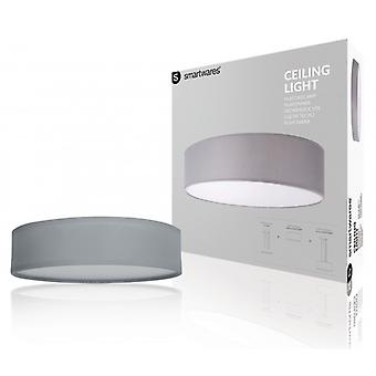 Ranex LED Ceiling Light Grey