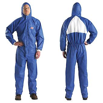 3M 4530Bwx 3M 5/6 X/Large Fire Resistant Coverall Blue White Type