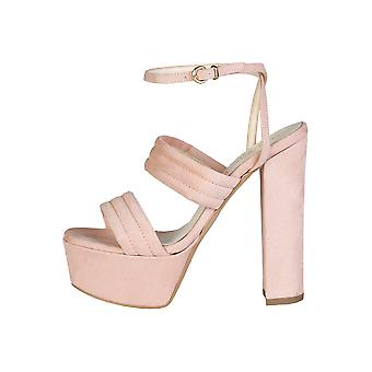 Made in Italia Women Sandals Pink