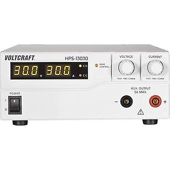 Bench PSU (adjustable voltage) VOLTCRAFT HPS-13030 1 - 30 Vdc 0 - 30 A 900 W Remote No. of outputs 1 x