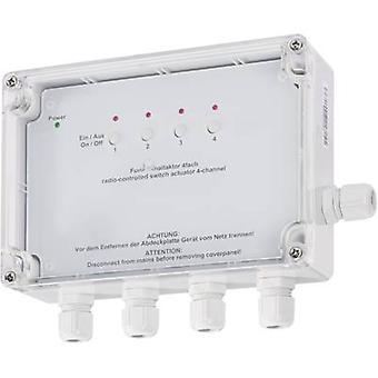 HomeMatic Wireless switch HM-LC-Sw4-SM-2 76796A0