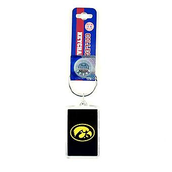 Iowa Hawkeyes NCAA Acrylic Key Chain