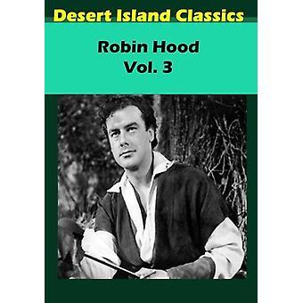 Importación de los E.e.u.u. 3 de Robin Hood [DVD]