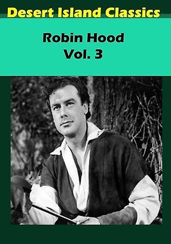 Robin Hood 3 [DVD] USA import