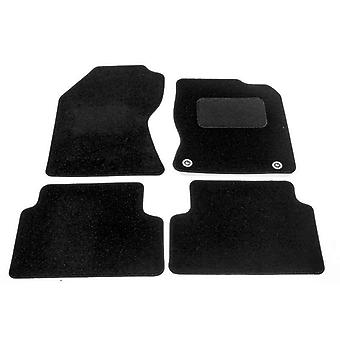 Fully Tailored Car Floor Mats - Ford FOCUS Estate 1998-2004 Black