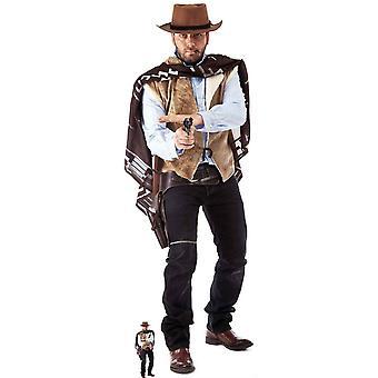 Cowboy Cardboard Cutout / Standup / Standee
