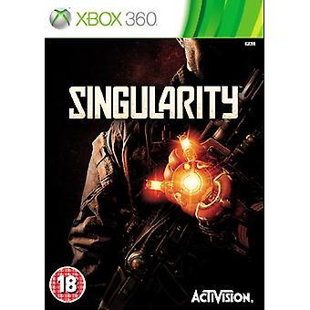 Singularité (Xbox 360) - Usine scellée