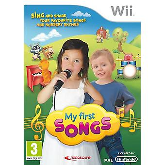 My First Songs (Wii)