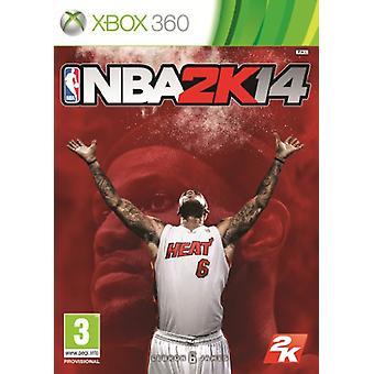 NBA 2K14 (Xbox 360)