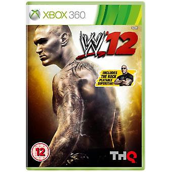 WWE 12 Limited Edition (Xbox 360)