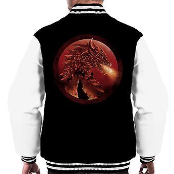 Spill av troner Dragonstone menn Varsity jakke