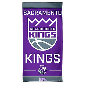 Wincraft NBA Sacramento Kings beach towel 150x75cm