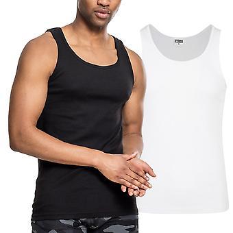 Urban classics - seamless tank top Shirt 2-Pack