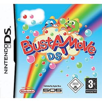 Bust A Move Nintendo DS Game