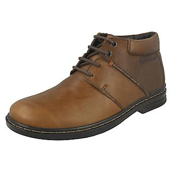 Mens Hush Puppies Casual Ankle Boot Hanston