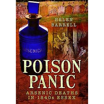 Poison Panic by Helen Barrell