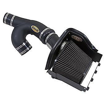 AIRAID 402-339 Performance Cold Air Intake System with Black SynthaMax Dry Air Filter